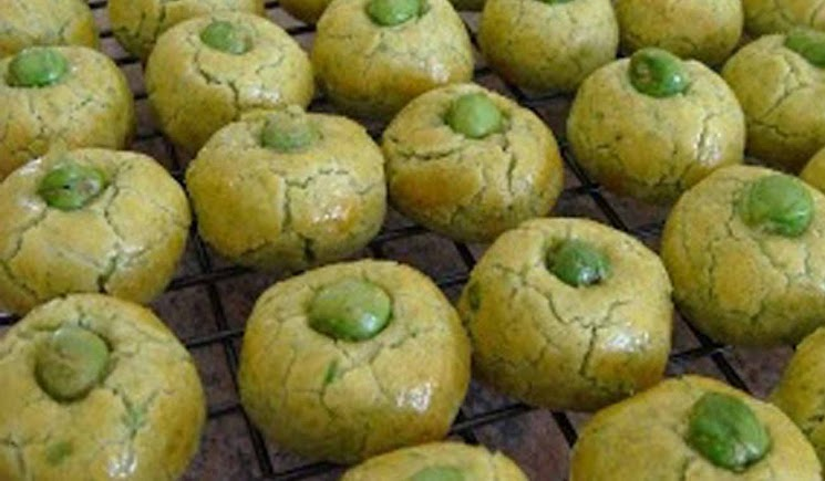Cara Membuat Resep Kacang Polong Remah dan Resep Kacang Manis