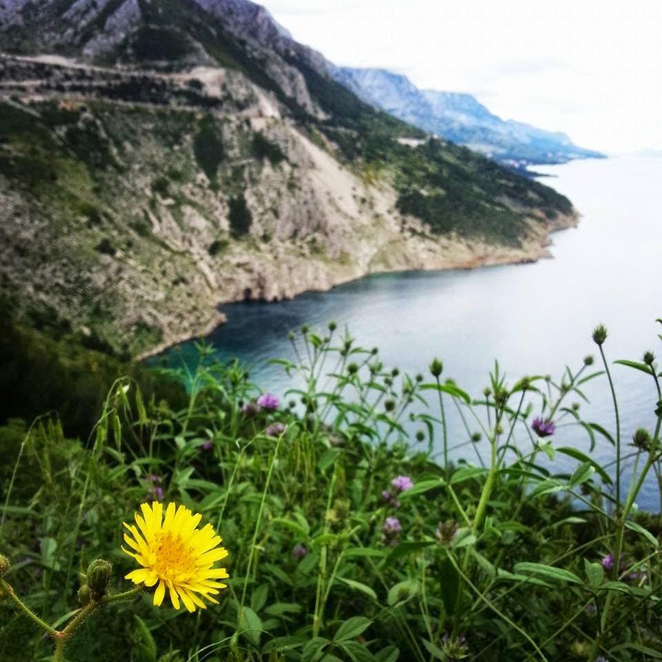 Pela costa da Dalmácia