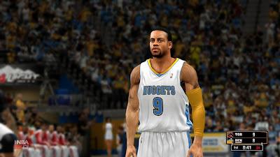 NBA 2K13 ENB Series Mod