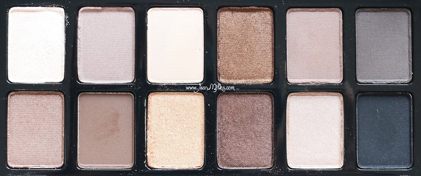 maybelline, the nudes, palette, eyeshadow, review, swatch, drugstore, maybelline the nudes, eyeshadow palette, beauty, makeup,
