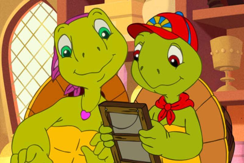 Famous Turtles Teenage Mutant