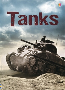 Usborne Books & More - Tanks IR