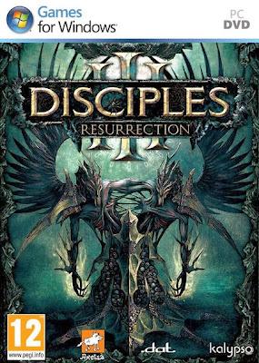 Disciples 3: Resurrection PC Cover