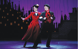 Slideshow Mary2 01 Mary Poppins at the PPAC, RI  The Review