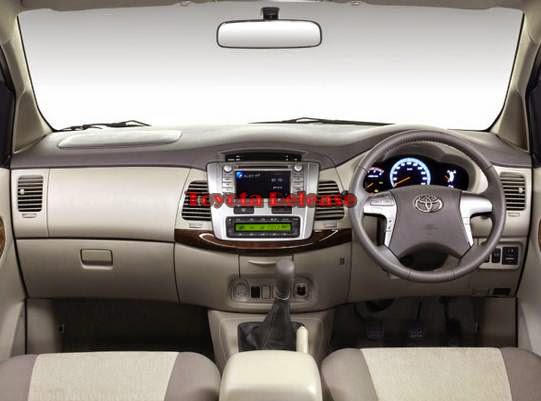 2015 Toyota Innova Innovative