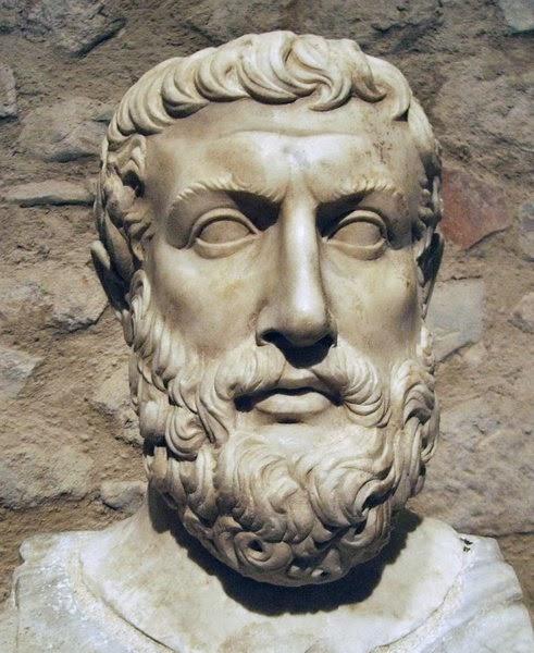 Παρμενίδης,ο φιλόσοφος της ακινησίας.