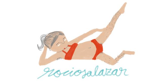 Rocío Salazar - Ilustradora