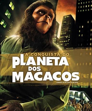 A Conquista do Planeta dos Macacos – Dublado