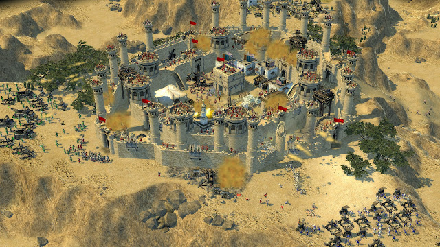 Stronghold Crusader 2 The Emperor and The Hermit Full Crack CODEX