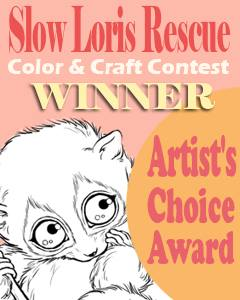 Slow Loris Rescue Fundraiser