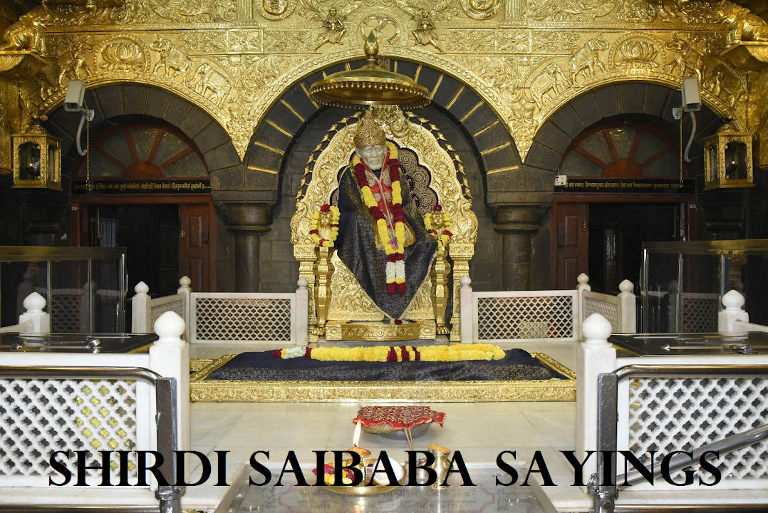 SHIRDI SAIBABA SAYINGS