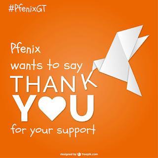 Lomba Foto: Pfenix Give Thanks