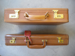 vintage briefcases...SOLD