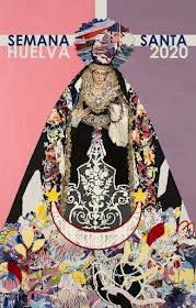 Cartel Semana Santa Huelva 2020