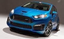 2015 Ford Fiesta RS Release Date