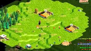 4 vs 4 | 9x GameTV vs Thái Bình 16-12-2012