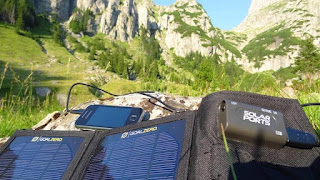 Smartphone Solar Charger