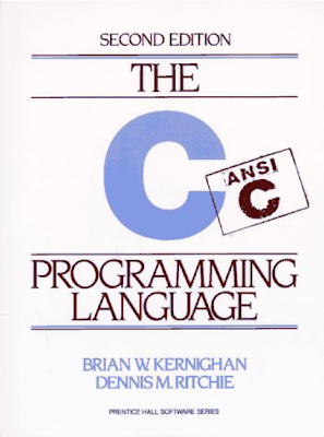The C Programming Language (2nd Edition) Cover