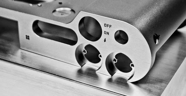 Penampakan Kamera mirrorless Leica T Typ 701