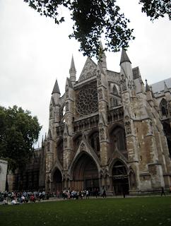 La cathédrale de Westminster