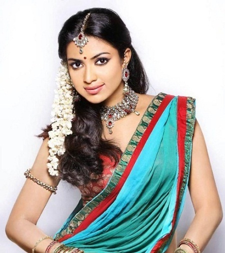 Hot Actress Amala Paul Wiki, Photos Biography and Movies