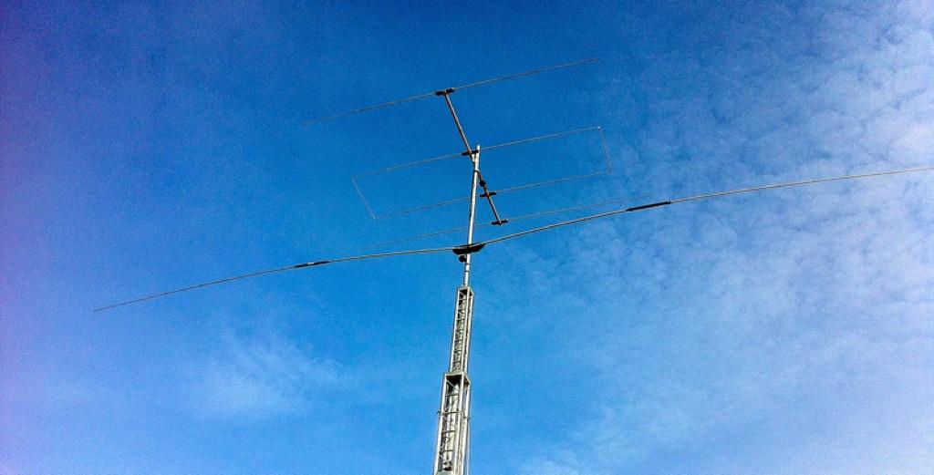 MyCallSign Station  9W2WZY   Maltronix yagi 10M   40M