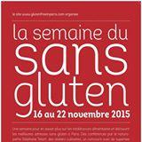 La Semaine du Sans Gluten !