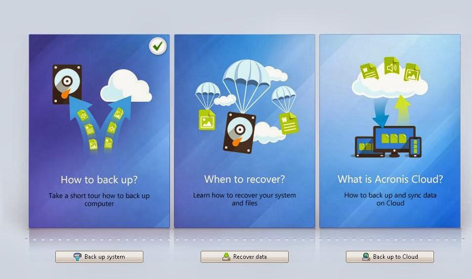Название: Acronis True Image 2014 Premium Версия программы: 17 Build 6673 О