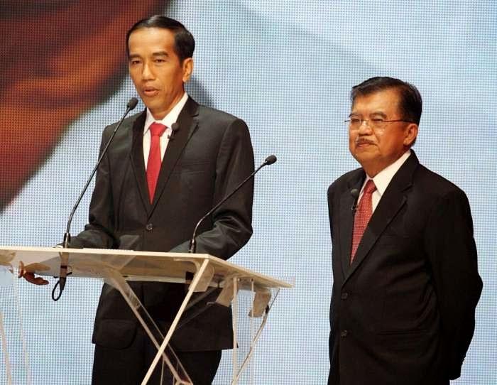 Survei LIPI: Elektabilitas Jokowi-JK Unggul