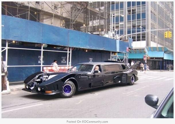 revolmedia kereenn inilah limo untuk batman