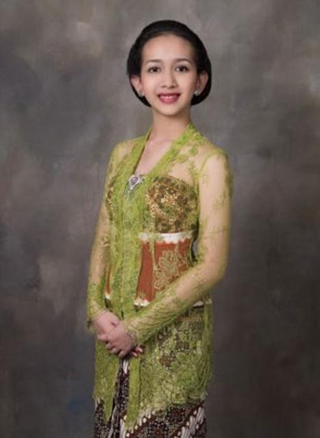 Gusti Kanjeng Ratu Bendoro putri kerajaan dan ratu tercantik di dunia