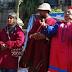 Las Pueblos Originarios festejan el último día de libertad