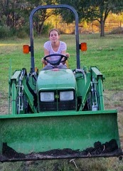 Everybody needs a tractor with a bucket loader. Some just don't know it yet :-)