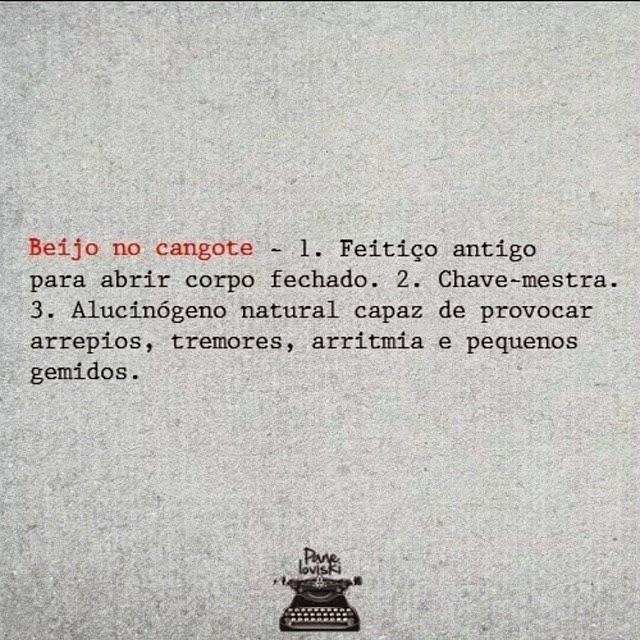 Beijo no Cangote