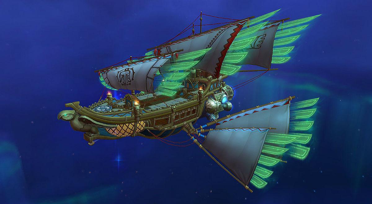чертеж корабля охотников аллоды