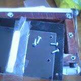 Aptiva用木のケース・正面板