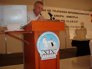 Reunión Confederación Latinoamericana sobre Control de Plagas en Veracruz, México 2003