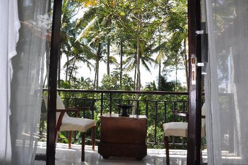Mulawarman Ubud Bali Balcony