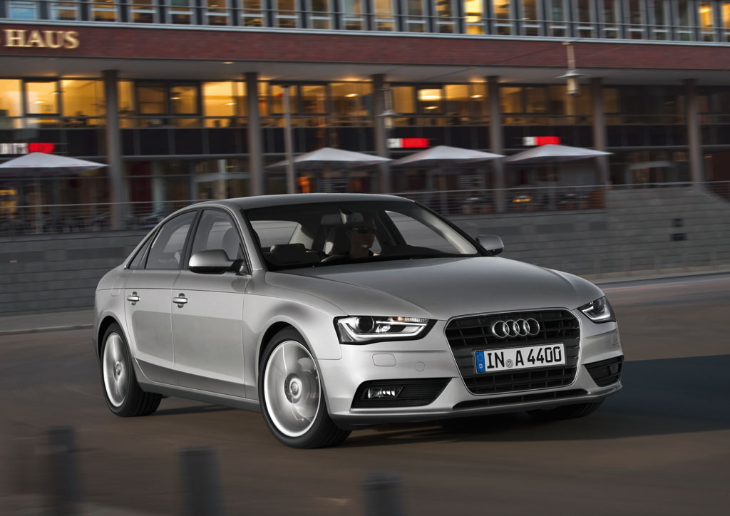 2013 audi a4 s4 and a4 allroad quattro officially revealed. Black Bedroom Furniture Sets. Home Design Ideas