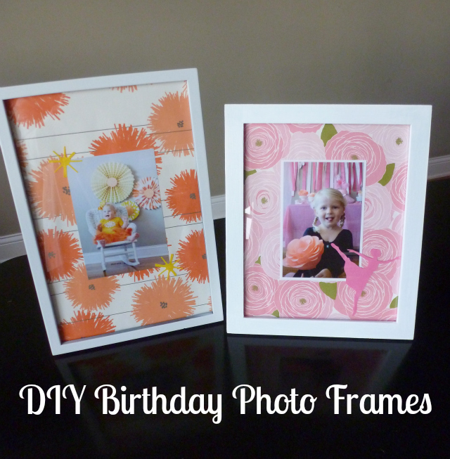Personalized Picture Frames | Design Improvised