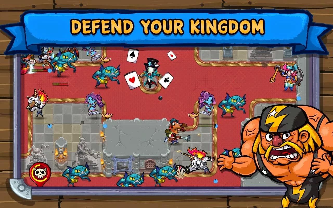 Tải Game thủ thành Royal Defenders