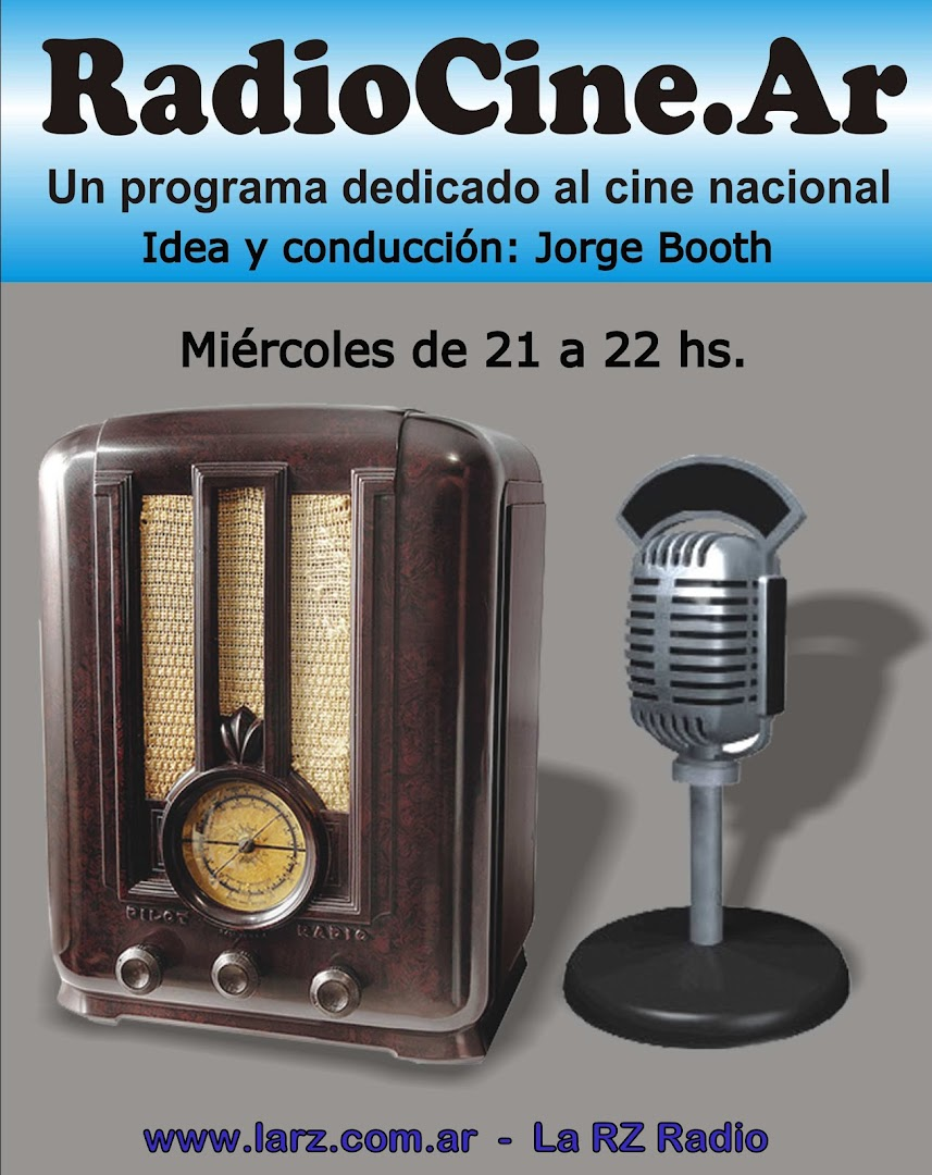 Flyer RadioCine.Ar