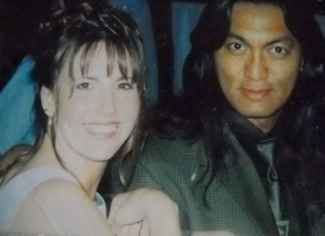 Antonio LaMotta and Nancy LaMotta