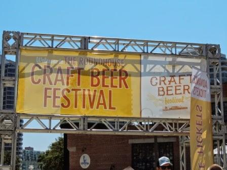 Teena in toronto roundhouse craft beer festival toronto on for Craft beer festival toronto