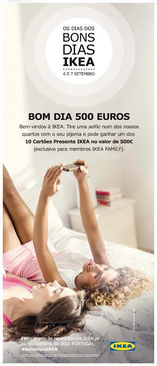 a minha alegre casinha selfies de pijama nas lojas ikea podem valer te 500 euros. Black Bedroom Furniture Sets. Home Design Ideas