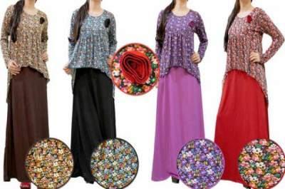 trend baju gamis tahun 2013 trend baju gamis muslimah 2013
