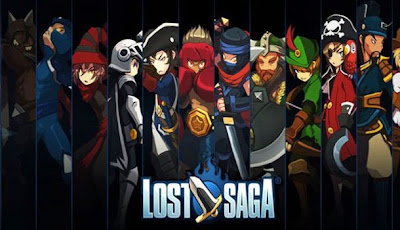 Cheat Lost Saga 18 Juni 2013 JUST WORK LS INDONESIA