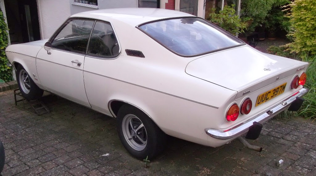 2014 classic opel spares opel manta for sale a nice easy little summer project sciox Gallery