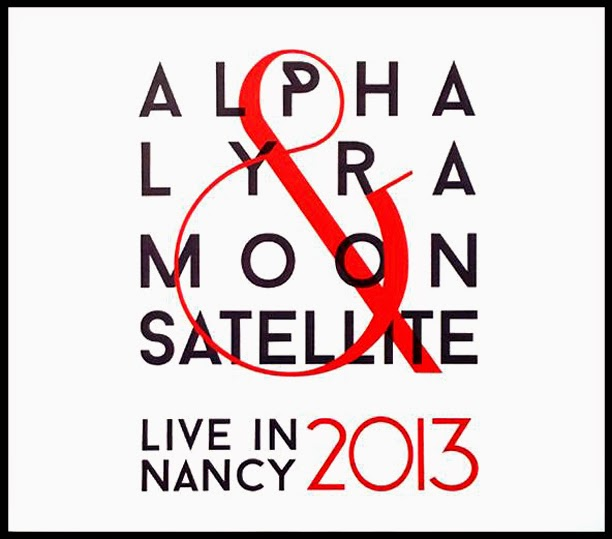 Alpha Lyra & MoonSatellite - Live in Nancy 2013 / source : FB