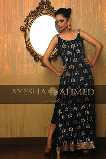 Bridal Wear Dresses by Ayesha Ahmed
